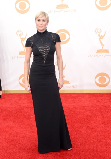 6Robin Wright in Ralph Lauren