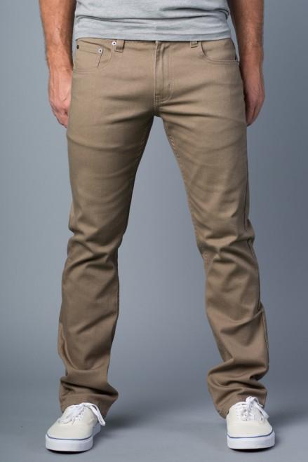 20Jeans – True Grit Slim Straight Jeans in Killer Tan $30
