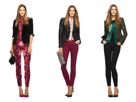 Banana Republic - L'Wren Scott Holiday Collection