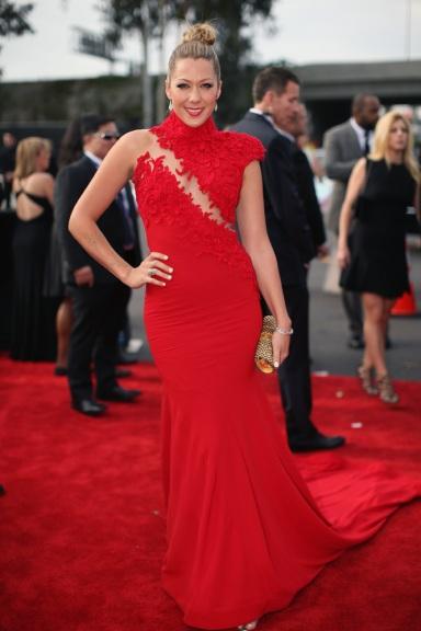 Colbie Callait in Ezra Couture