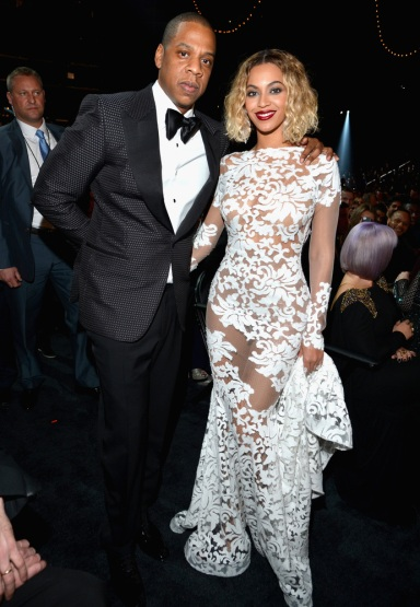 Best Dressed Couple - JayZ & Beyoncé in Michael Costello