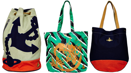 Vivienne Westwood - Ethical Fashion Initiative (EFI) Bags