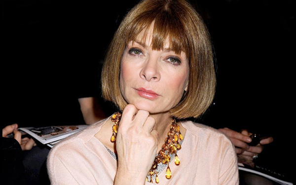 Anna Wintour - Condé Nast Artistic Director and Editor-in-Chief of Vogue