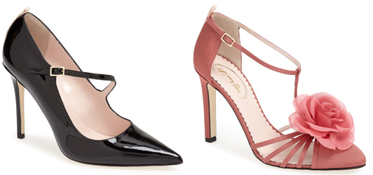 SJP Collection - Diana $365 and Etta $425