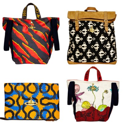 Vivienne Westwood - Ethical Fashion Initiative (EFI) Bags