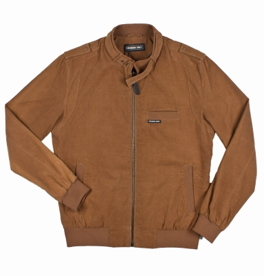 Members Only - Corduroy Racer Jacket