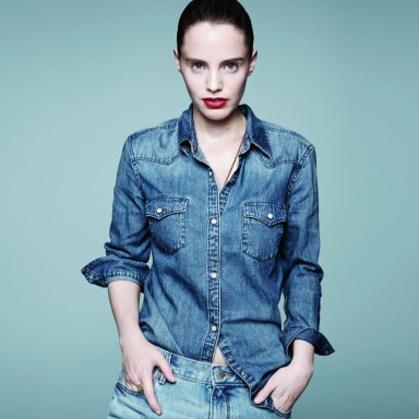 "Gap ""Lived-In"" featuring Anna Calvi"