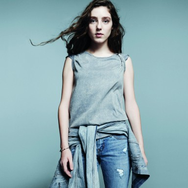 "Gap ""Lived-In"" featuring Birdy"