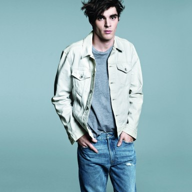 "Gap ""Lived-In"" featuring RJ Mitte"