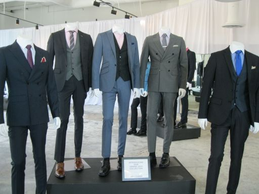 Indochino - Spring 2014 Collection