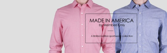Memberfs Only - Made In America