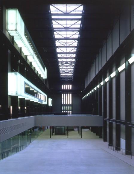 Turbine Hall - Tate Moderen