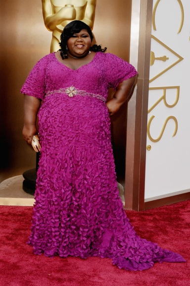 Gabourey Sidibe in Theia
