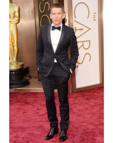 Ethan Hawke in Dior Homme