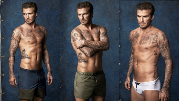 David Beckham - Bodywear Swim