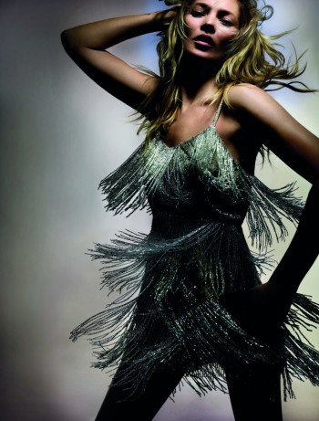 Kate Moss + Topshop S/S 2014