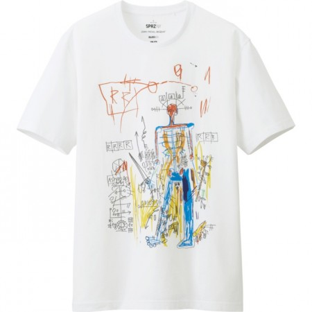UNIQLO - MoMA Special Edition Jean-Michel Basquait Men's Tee