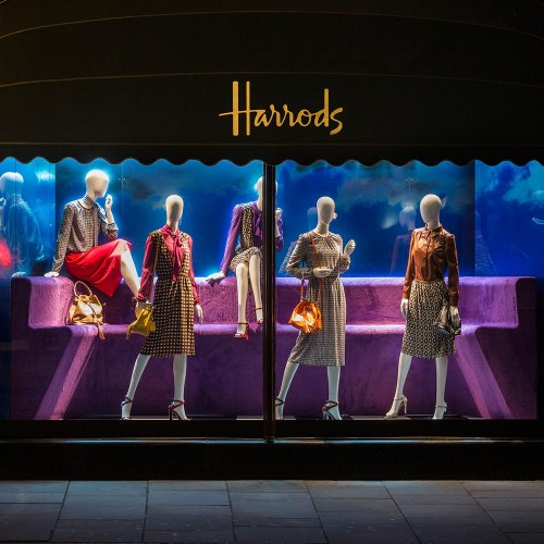 Harrods - Pradasphere