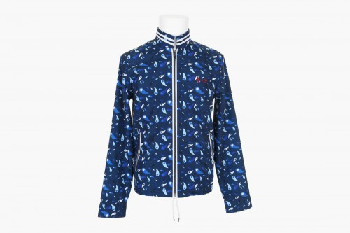 Pepsi - Live for Now Original Penguin Ever Print Windbreaker $175