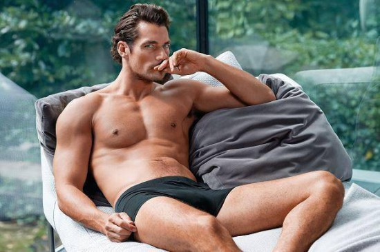 David Gandy Underwear for Marks & Spencer