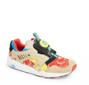 Nordstrom - Puma 'Disc-Cage Tropicalia' Sneakers $129.95