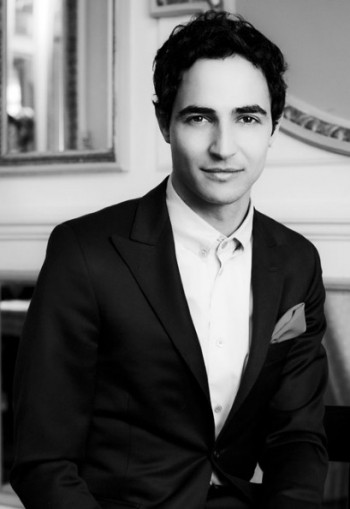 Zac Posen (Photo Credit: Steven Pan)