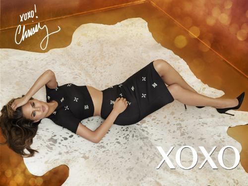 XOXO - Chrissy Teigen