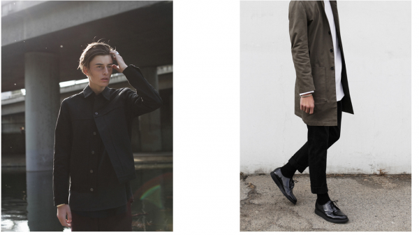 THE/END A/W 2014