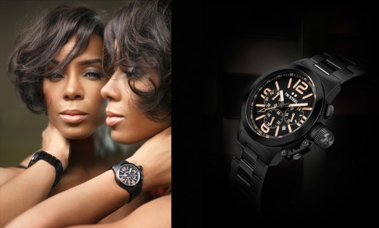 TW Steel x Kelly Rowland TW312 Timepiece