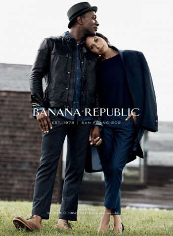 Banana Republic - Fall 2014