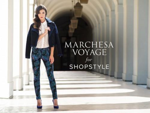 ShopStyle Marchesa Voyage