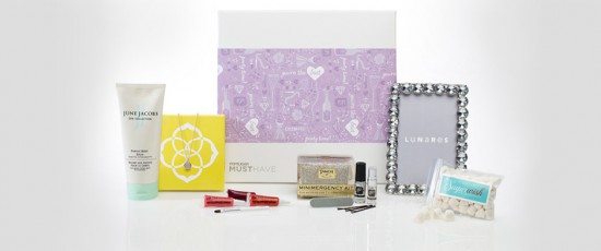 POPSUGAR -Bridesmaid Gift Collection Box