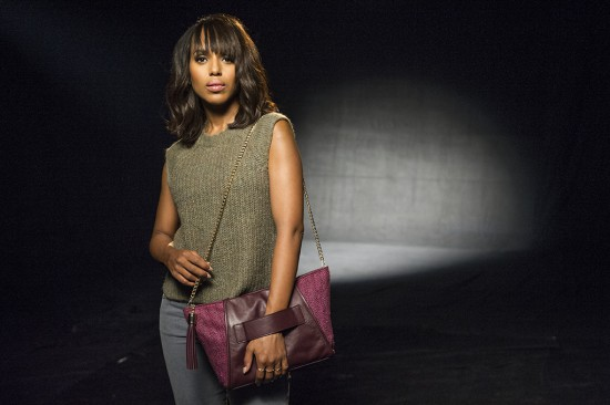 Kerry Washington - Allstate Purple Purse Campaign