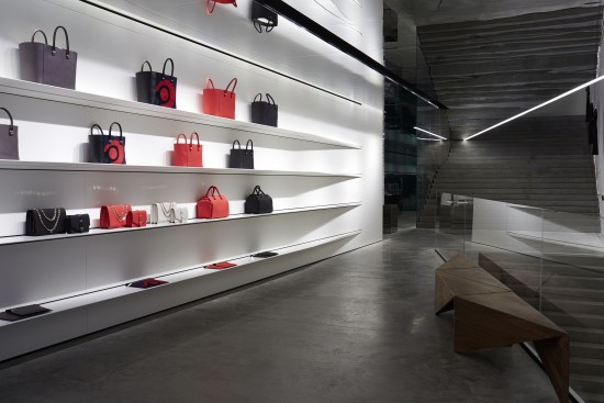 Victoria Beckham Dover Street London Boutique