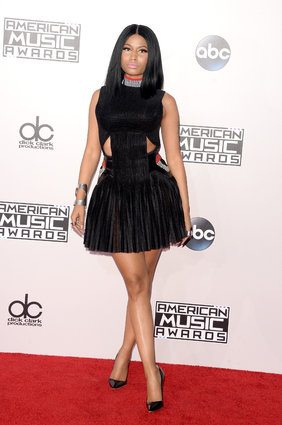 Nicki Minaj in Alexander Wang