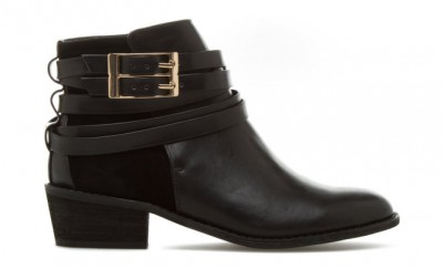 Arlenis Bootie - ShoeDazzle Cares and Ashley Tisdale