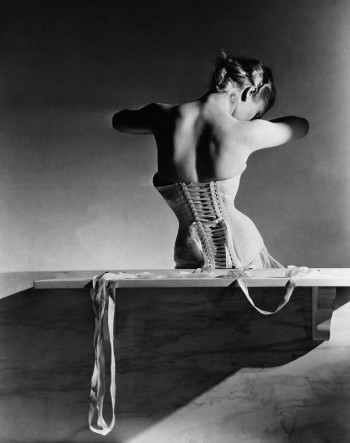 The Mainbocher Corset © Horst P. Horst, VOGUE Archive Collection, www.lumas.com