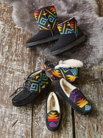 UGG Australia-UGG and Pendleton