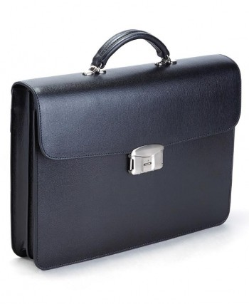 Royce Leather Freedom Briefcase