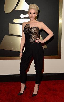 Gwen Stefani in Atelier Versace