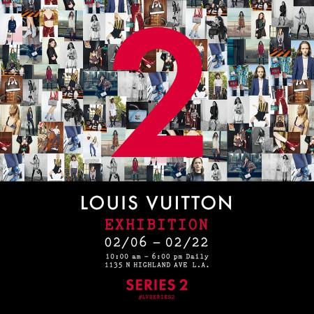LV Series 2 Exhibit