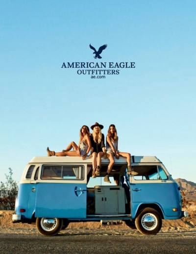 American Eagle Outfitters and Aerie - Ultimate Road Trip