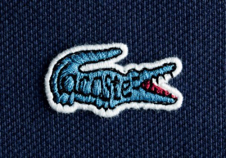 LACOSTE - Vintage Logo