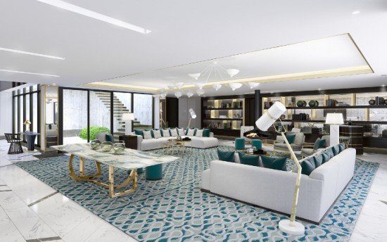 The London West Hollywood Penthouse