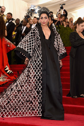 Lady GaGa in Balenciaga