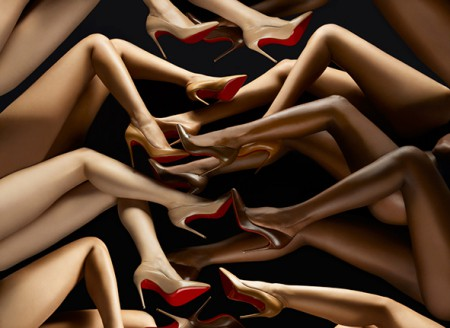 Christian Louboutin - New Nude Collection