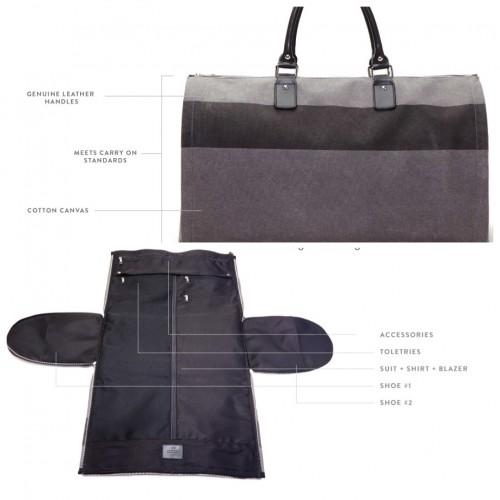 Weekender Garment Bag $100
