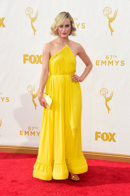 Taylor Schilling in Stella McCartney