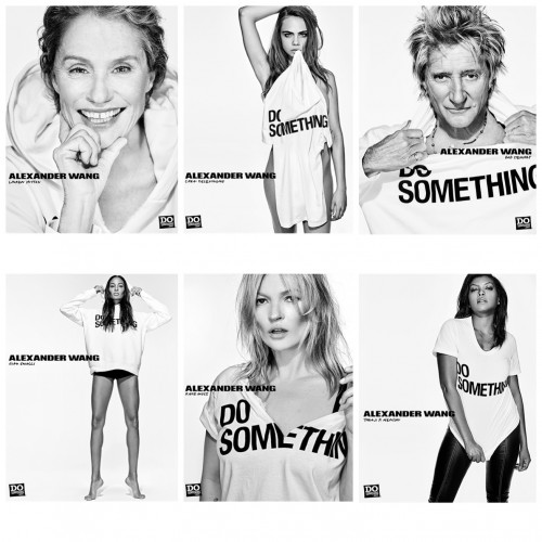 Alexander Wang - Do Something Campaign