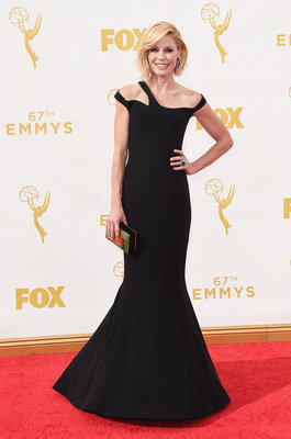 Julie Bowen in Georges Chakra Couture